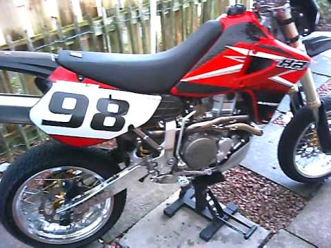 Xr650r Supermoto Kit Xr650r Supermoto Just The