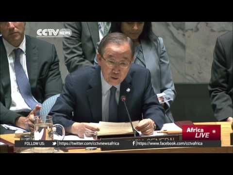 UN chief calls for accountability for all atrocities in South Sudan