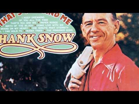 Snow Hank - Paper Roses