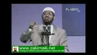 Zakir Naik Q&A-97  |   Who was first Suicide bomber