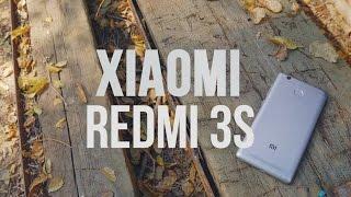 Xiaomi Redmi 3s. Обзор, отзыв. Лучший ультрабюджетник Xiaomi.