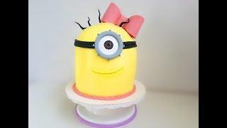 Minionstorte 3D / Minions Motivtorte / Minions Cake