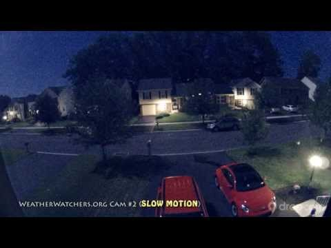 Central PA Meteor Flash Turns Night into Day