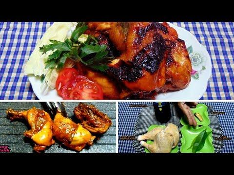 Resep & Cara Memasak Ayam Panggang/Bakar Kecap Pedas Manis