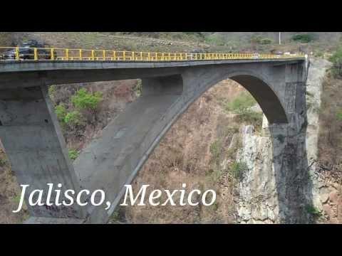 Puente El Progresso, Jalisco, Mexico [HD]