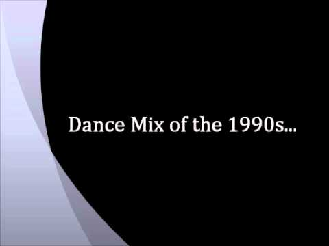 techno dance remix of the 1990s