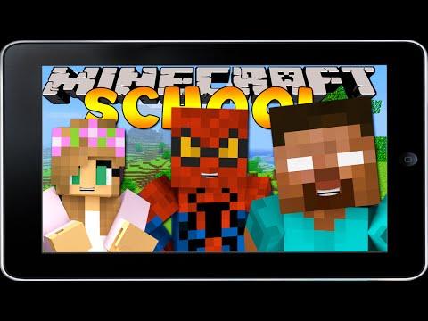 Minecraft School : I-POD MOD IN CLASS!
