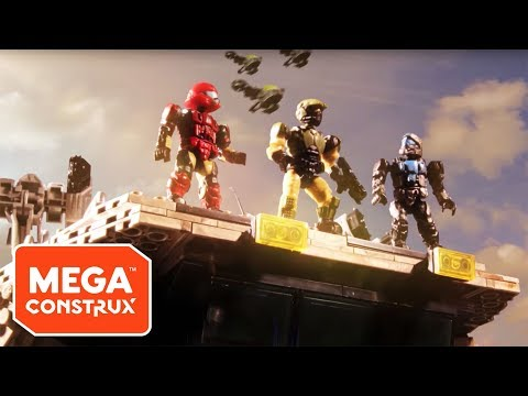 Thrill Squad (Part 2) by Mega Bloks Halo