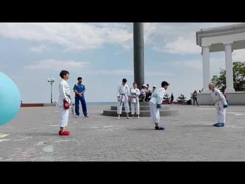 Каратисты Черноморск