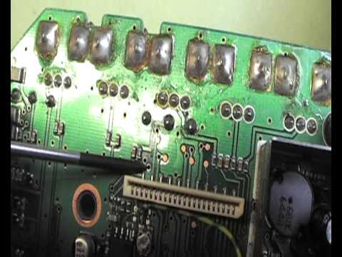 ICOM IC-756 HAM Radio Repair M0XFX Part 2 of 2