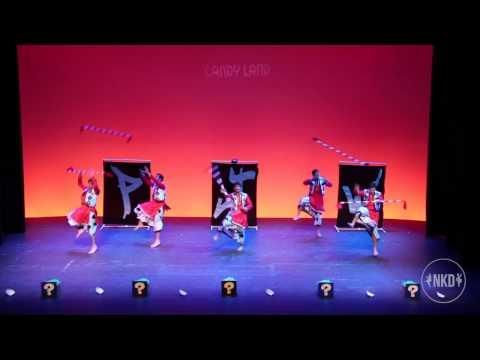 Nach Ke Dikha 2014: Ut-austin Punjabbawockeez video