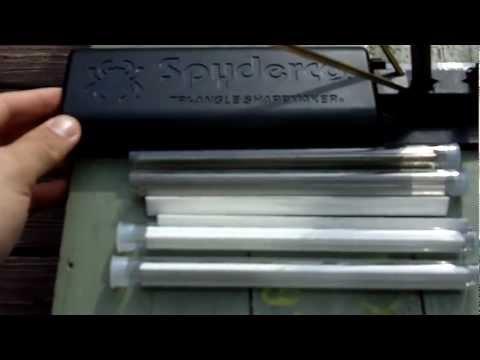 Spyderco Sharpmaker with Diamond and Ultra Fine Rods