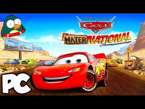 CARS Mater National kaufen auf Deutsch - Lightning McQueen Autorennen Spiele Videos PC Teil 1