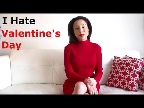 I Hate Valentine's Day - Alexandra Villarroel Abrego