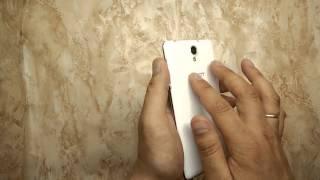 Бюджетный смартфон CUBOT S350 MTK6582 Quad Core 2GB 16GB