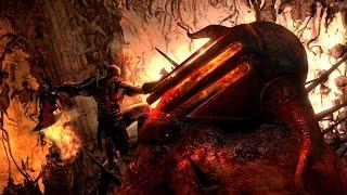 God of War 3 - Chaos Mode #3, Hades Boss Fight