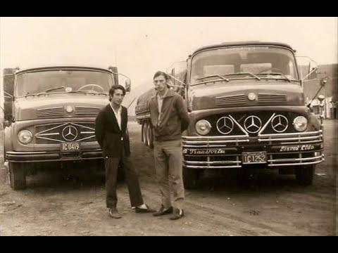 Caminhões antigos nacionais