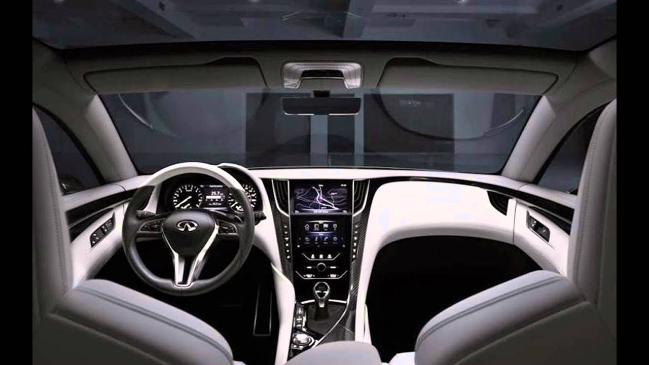 New Infiniti Q60 2016 Concept - YouTube