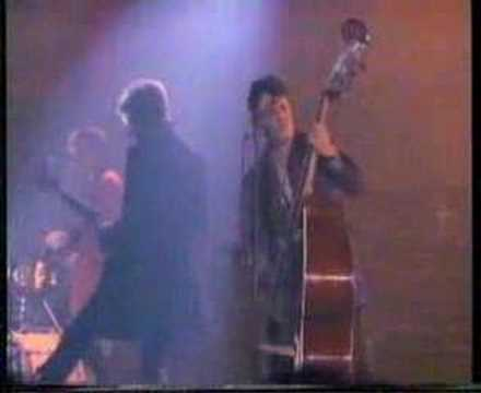 Thumbnail of video Stray Cats- Blue Suede Shoes
