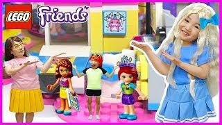 [보람 또치 코난 방소개] 레고프렌즈 친구들이 돼서 방소개를 해줘요! LEGO Friends House Set 장난감 놀이 보람튜브