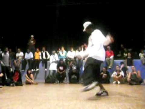 Mamson vs Daneshiro Battle House Dance 2007