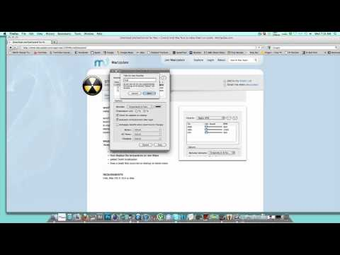 how to use smcfancontrol for mac