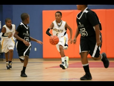 Christopher Walker has GAME!! Official AAU Nationals 2013 Mixtape.
