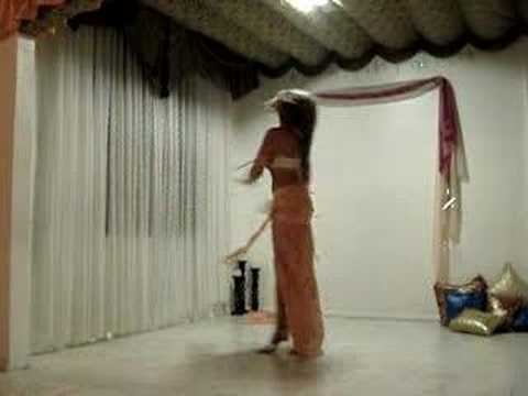 The Best Belly Dancer - Sabah Moussalle