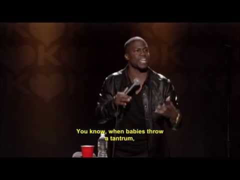Kevin Hart - Seriously Funny - My Kids, My Family video