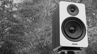 Review!  The Fluance Ai60 Powered Loudspeaker!