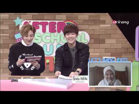 After School Club-Let′s Hang out with talented ASCers!   끼넘치는 애프터스쿨클럽 애청자들과 영상통화