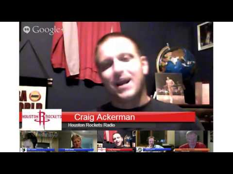 NBA Finals Game 6 Post Game Show via Google Hangout