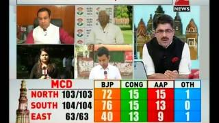 Discussion - The big issues of Delhi MCD elections 2017