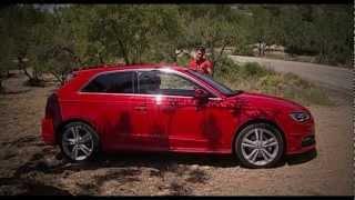 2012 Audi A3 (8V) / Тест-драйв