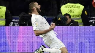 Real Madrid 3-0 Villarreal Goles Audio Cope 21/04/16 LIGA BBVA