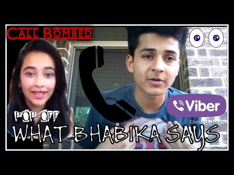 What Bhabika Says [call Bombed] video