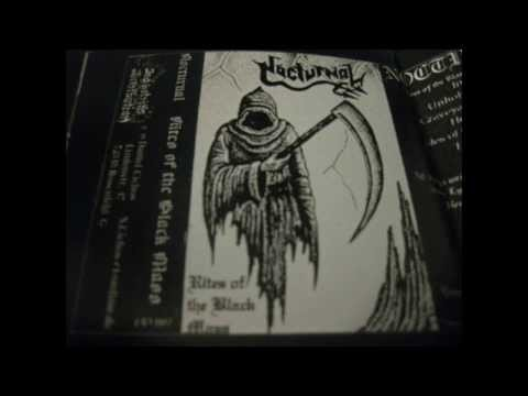 """Nocturnal - """" Unholy Funeral """"  with intro."""
