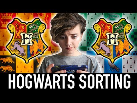 FULL POTTERMORE HOGWARTS HOUSE SORTING QUIZ (ALL The Questions!)