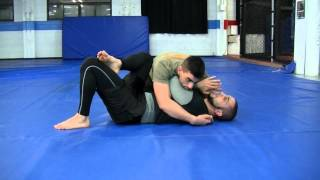 Fast and easy Side Control Escape - Firas Zahabi