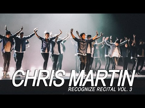 CHRIS MARTIN | GUEST ITEM | FRONT ROW | RECOGNIZE STUDIO RECITAL VOL.3 SINGAPORE | RPProduction