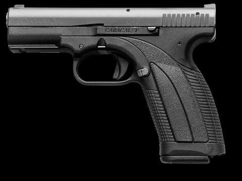 Caracal F 9mm Pistol & Caracal Recall Info