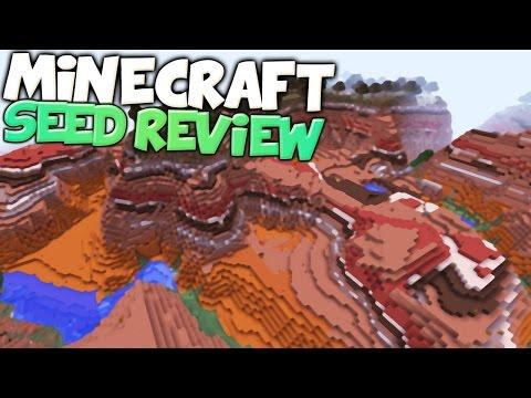 RICHTIG GEILER Minecraft 1.7.10 SEED!