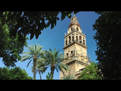 Cordoba Cathedral (Mezquita de Cordoba), Andalusia, Spain in HD