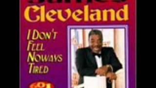 James Cleveland I stood on the banks of Jordan