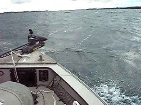 Musky Fishing the St. Lawrence River