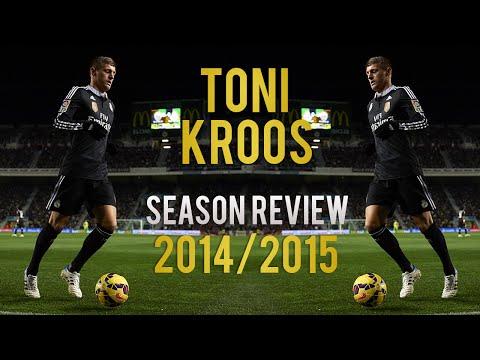 Toni Kroos - Season Review - 2014/2015 HD