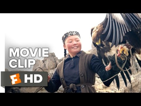 The Eagle Huntress Movie CLIP - Ready (2016) - Documentary streaming vf