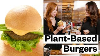 DIY Plant-Based Burger (Gluten-Free)  | Thrive Market