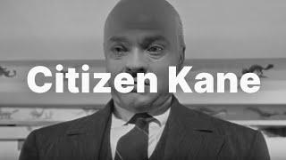 """Citizen Kane """"RoseBud"""" Scene"""
