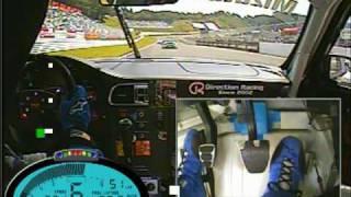 Porsche Carrera Cup Sugo 2009 - Chasecam